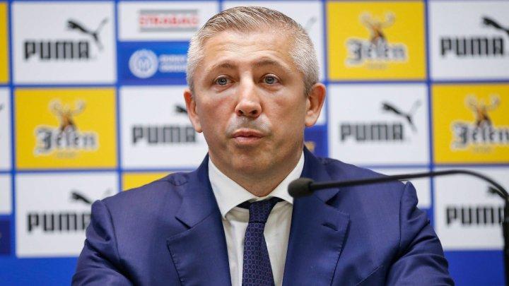 Slavisa Kokeza a demisionat din funcția de președinte al Federației Sârbe de Fotbal