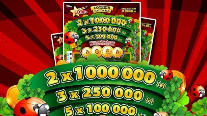 Câștiguri de un milion de lei la show-ul Loteria Naţională. Cu ce premii au plecat participanții