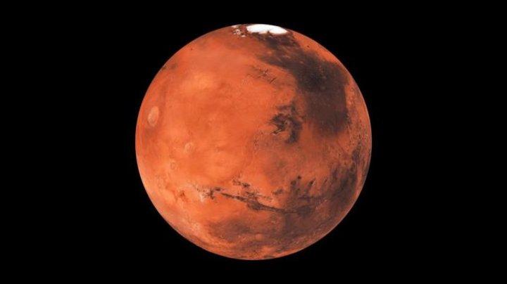 Descoperirea făcută de cercetătorii, după ce au măsurat miezul planetei Marte