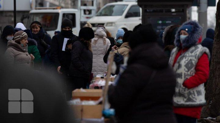 În Moldova, salariile bărbaților sunt cu 14 la sută mai mari decât ale femeilor