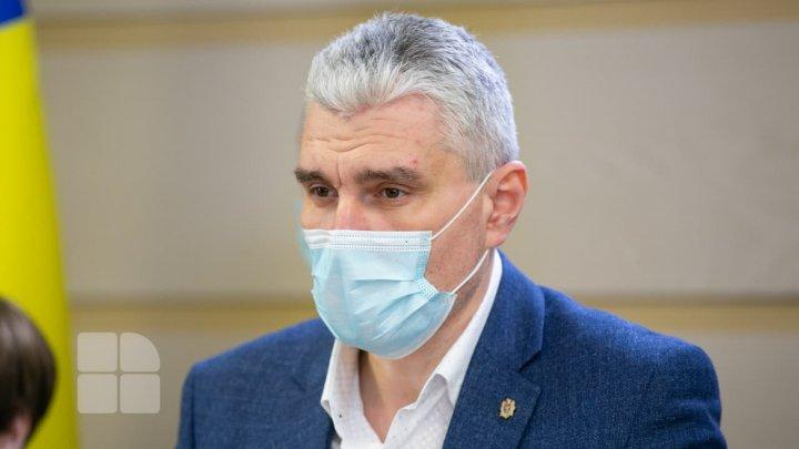 Alexandr Slusari, cu privire la situația de la ÎS Calea Ferată a Moldovei: Se întâmplă lucruri grave