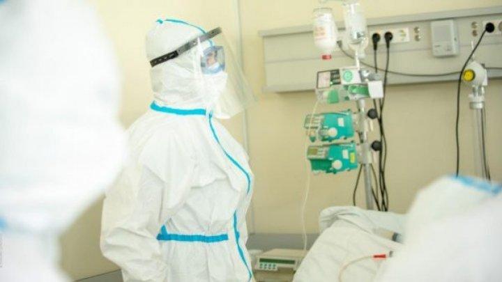 România, lovită grav de pandemie. Au fost confirmate aproape 17 mii de cazuri noi de COVID