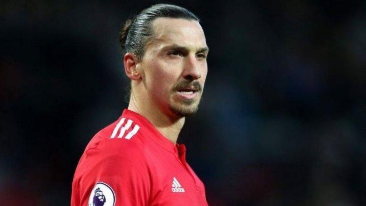 Zlatan Ibrahimovic nu și-a putut stăpâni lacrimile la conferința de presă a echipei naționale