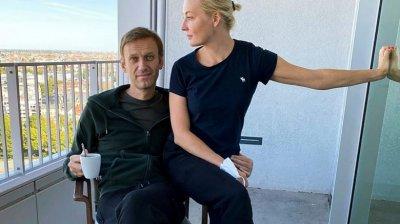 """Soția lui Alexei Navalnîi, tot mai îngrijorată pentru sănătatea soțului ei: """"A început să vorbească cu dificultate"""""""