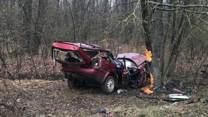 Veste tristă în cazul accidentului de la Ocnița. Pasagera de 58 de ani a murit pe patul de spital