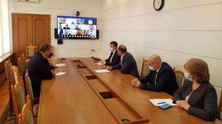 A demarat vaccinarea reprezentanților Misiunilor Diplomatice din Republica Moldova