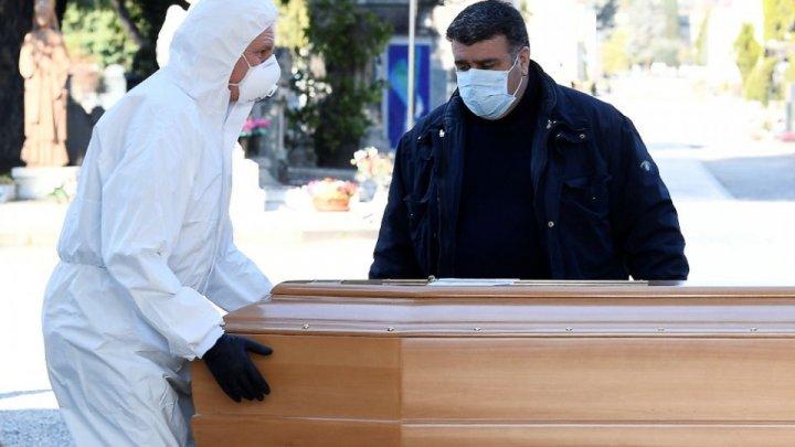 Bilanț: Peste un milion de oameni au murit în Europa din cauza COVID-19