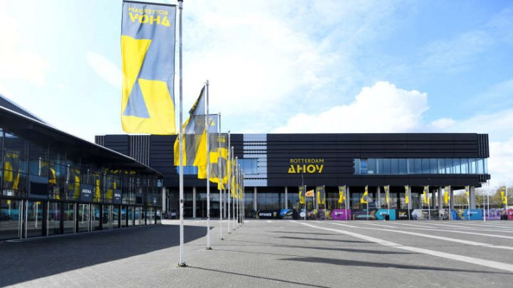 Un număr limitat de spectatori va putea asista la concursul Eurovision din portul olandez Rotterdam