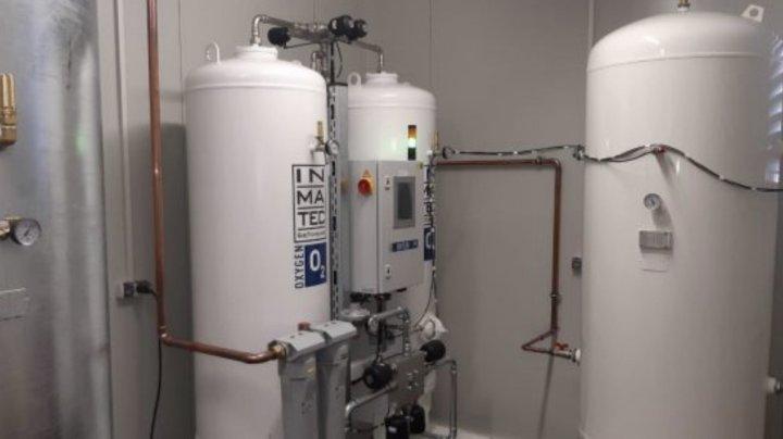 20 de stații de producere a oxigenului medical vor fi instalate în spitalele din țară