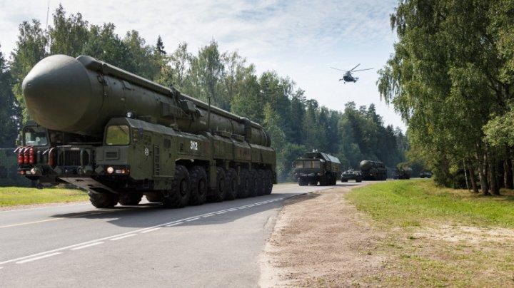 Oficial militar american: China și Rusia își modernizează arsenalul nuclear mai repede decât SUA