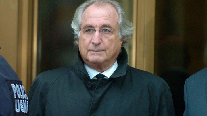 """Bernie Madoff, creierul celei mai mari fraude din lume, schema """"Ponzi"""", a murit în închisoare"""