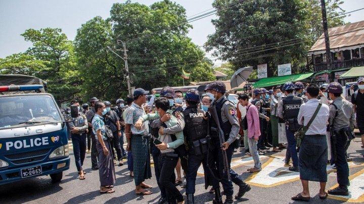 Avertisment ONU: Myanmar poate deveni noua Sirie. Creşterea violenței duce la o eventuală repetare a istoriei