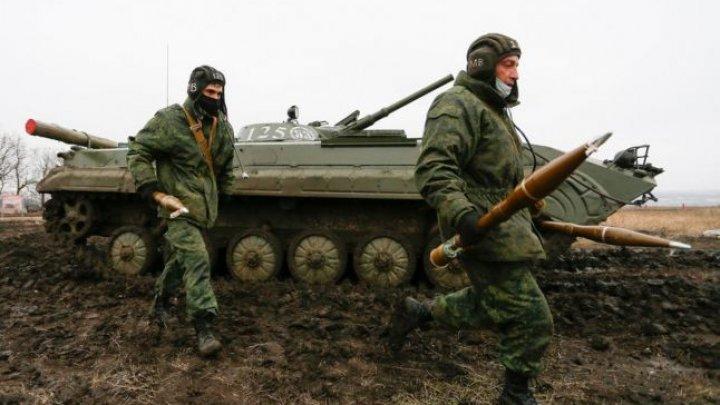 """Teamă în legătură cu un nou război în Ucraina: """"Este visul lui Putin"""". Expert rus în securitate: """"Război într-o lună"""""""