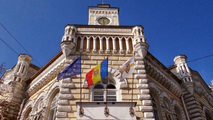 Primăria Chișinău, despre perchezițiile CNA de la Piața Centrală