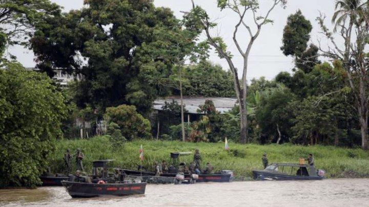 Venezuela: Opt soldaţi ucişi în lupte la frontiera cu Columbia