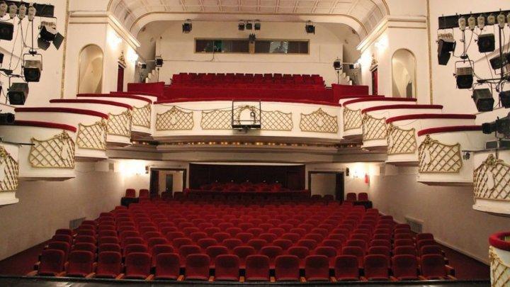 """Ion Ceban propune ca teatrele să-şi reia activitatea: """"Trebuie să ne gândim și la actori"""""""