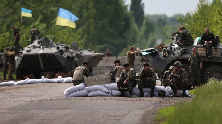 Preşedintele Ucrainei a promulgat legea privind convocarea rezerviştilor pentru serviciul militar