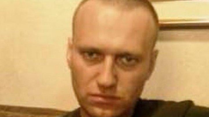 Alexei Navalnîi va fi hrănit cu forța în închisoare, dacă nu renunță la greva foamei