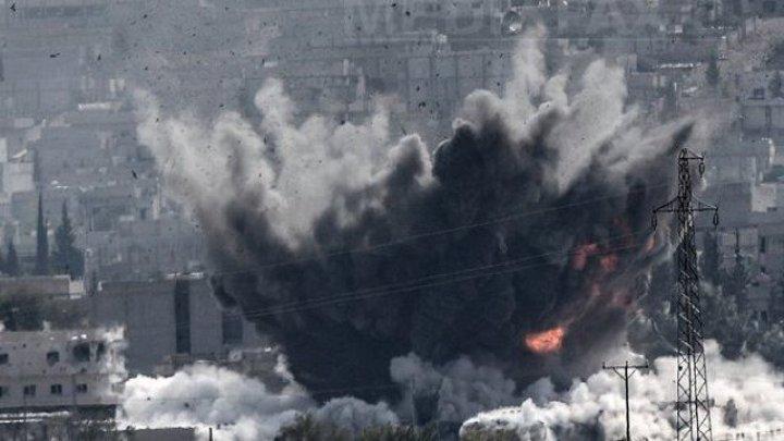 Lovituri aeriene israeliene asupra Siriei după un 'tir de rachetă' spre sudul Israelului