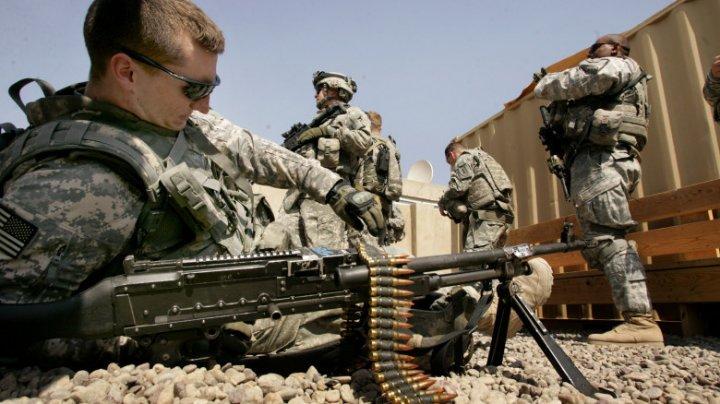După retragerea din Afganistan, armata americană vrea să repoziţioneze trupe în regiune