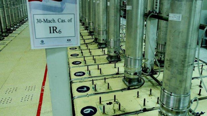 Uzina de îmbogăţire a uraniului de la Natanz, afectată de o ''mică explozie'', potrivit oficialităţilor iraniene