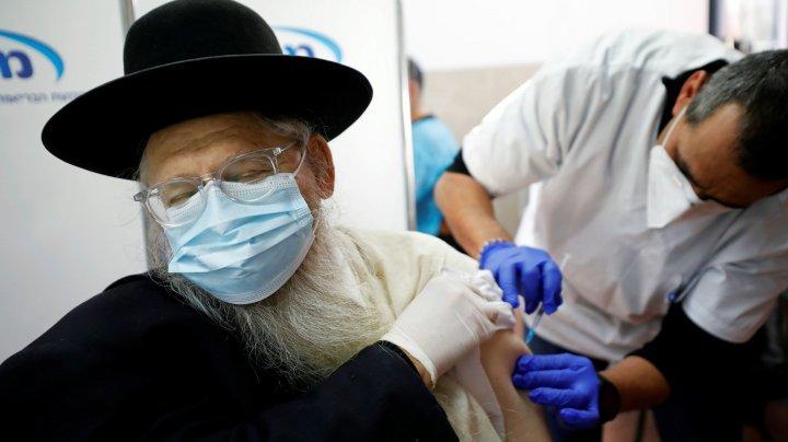Coronavirus: Israelul achiziţionează din nou milioane de doze de vaccin Pfizer