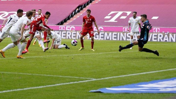 Bayern Munchen, deținătoarea trofeului Ligii Campionilor, eliminată din actuala ediție a competiției
