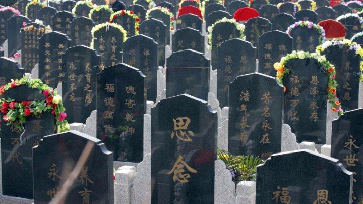 Un chinez a fost răpit și ucis pentru ca o familie să-și poată îngropa ruda decedată, deși statul cerea incinerarea