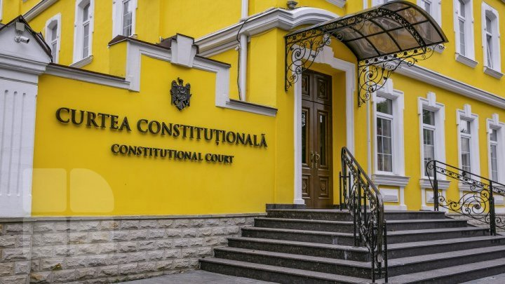 CC va examina astăzi sesizarea Maiei Sandu privind dizolvarea Parlamentului