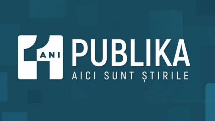 """Publika TV a lansat campania """"11 pentru Moldova"""""""
