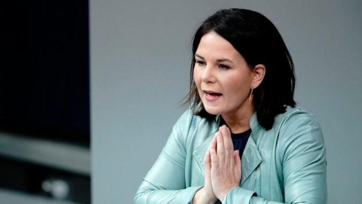 Annalena Baerbock, femeia care ar putea fi următorul cancelar al Germaniei