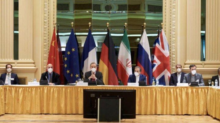Diplomați de top s-au întâlnit la Viena pentru a încerca salvarea acordului nuclear cu Iranul. SUA participă indirect