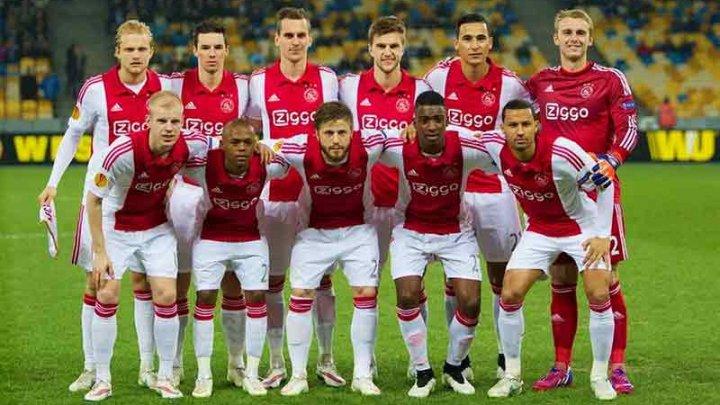 """Echipa lui Ajax Amsterdam face ravagii în Liga Europei. """"Lăncierii"""" vor încerca să cucerească primul trofeu european al clubului din 1995"""