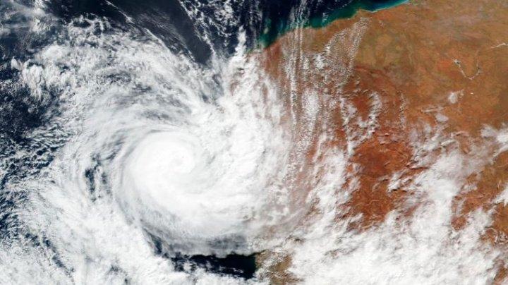 Australia: Ciclonul Seroja a distrus mai multe case şi a lăsat fără curent zeci de mii de locuinţe