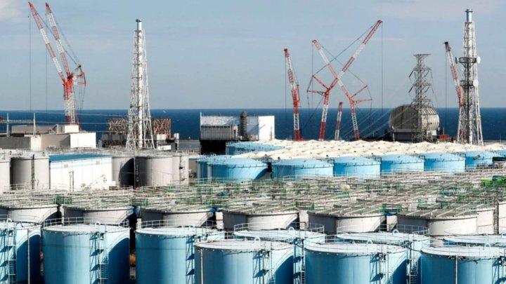 Japonia este criticată de țările vecine pentru că va deversa în mare mai mult de un milion de tone de apă de la Fukushima