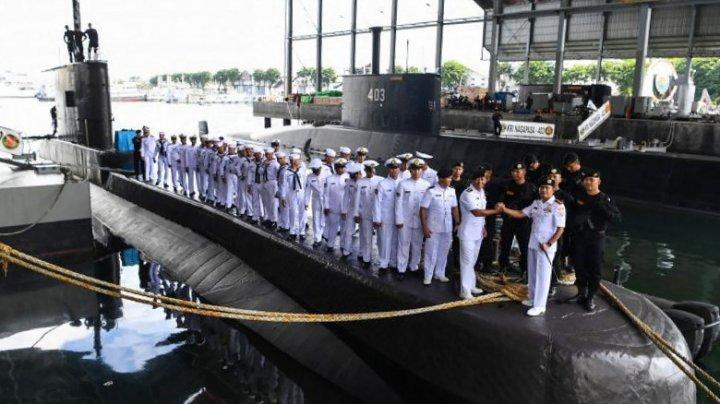 Indonezia mai are 72 de ore să găsească submarinul dispărut, înainte ca echipajul să rămână fără oxigen