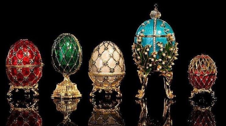 Casa de bijuterii Faberge a creat un ou de dragon pentru aniversarea a 10 ani de la lansarea serialului Urzeala Tronurilor