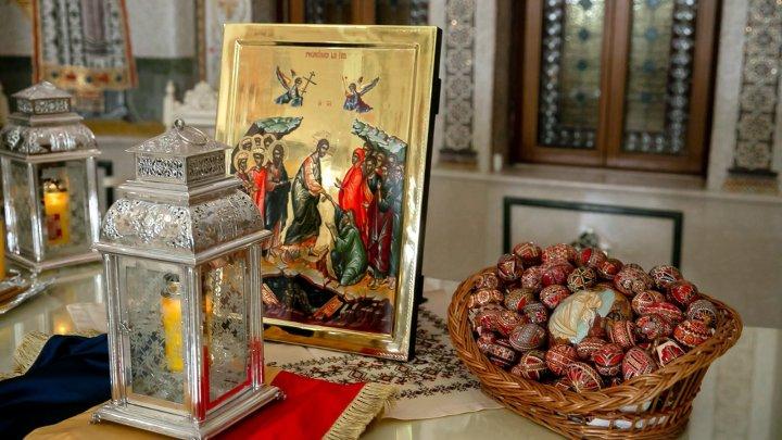 Cum vor fi ținute slujbele de Paști în România