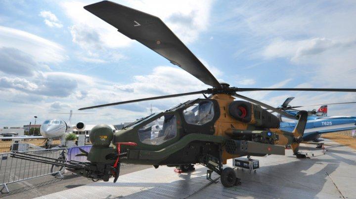 Turcia renunță să mai cumpere elicoptere militare italienești după ce Draghi l-a făcut dictator pe Erdogan
