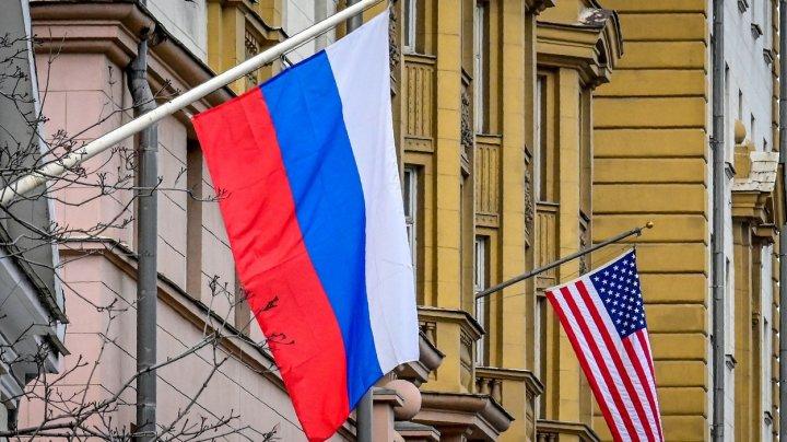 Răspunsul Rusiei pentru SUA: Washingtonul trebuie să conştientizeze că vor exista efecte ale degradării relaţiilor bilaterale