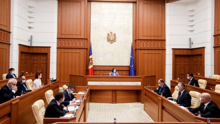 Consiliul Suprem de Securitate va examina mâine situația de la CFM