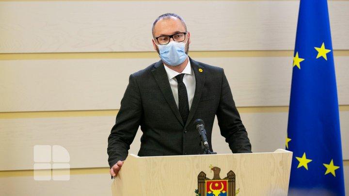 Sergiu Litvinenco, despre anularea hotărârii prin care Domnica Manole a fost numită judecătoare la CC: Este o prostie