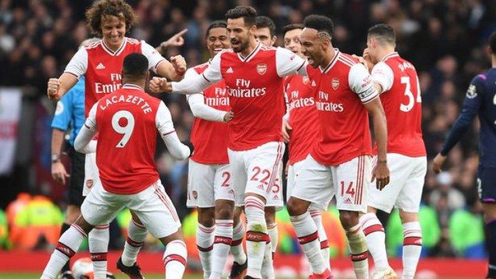 Arsenal Londra și Manchester United vor continua lupta pentru trofeul Ligii Europei
