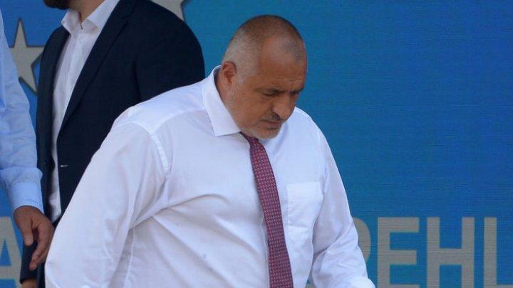 Premierul Bulgariei, Boiko Borisov a demisionat