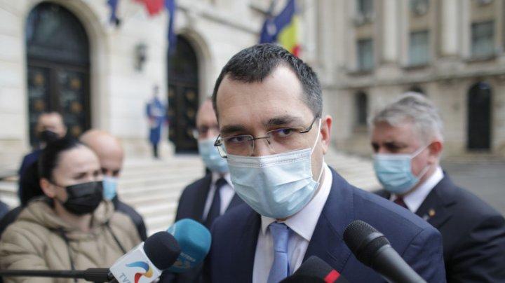 Ministrul român al Sănătății a fost demis de premierul României