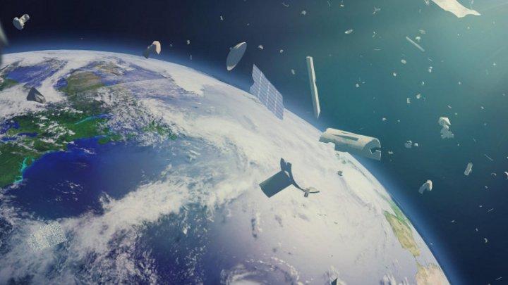 Gunoiul spațial ar putea provoca o catastrofă. Sateliții de care depinde tot mai mult viața de zi cu zi, în pericol
