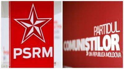 PSRM şi PCRM, în negocieri privind participarea formaţiunilor la alegerile parlamentare anticipate