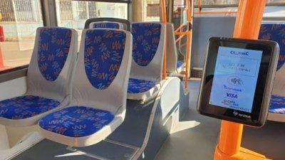Terminalele pentru taxarea electronică în transportul public din Capitală le dau mari bătăi de cap angajaților și călătorilor