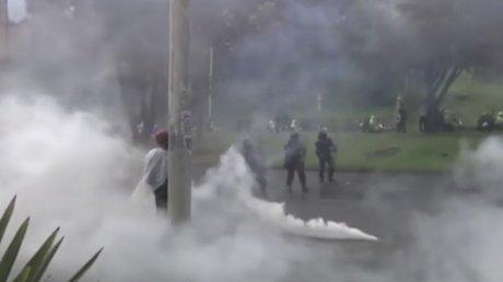 Proteste masive în Columbia împotriva măsurilor luate de Guvernul lui Iván Duque. Bilanţul: Cel puţin 19 morţi şi sute de răniţi în şapte zile