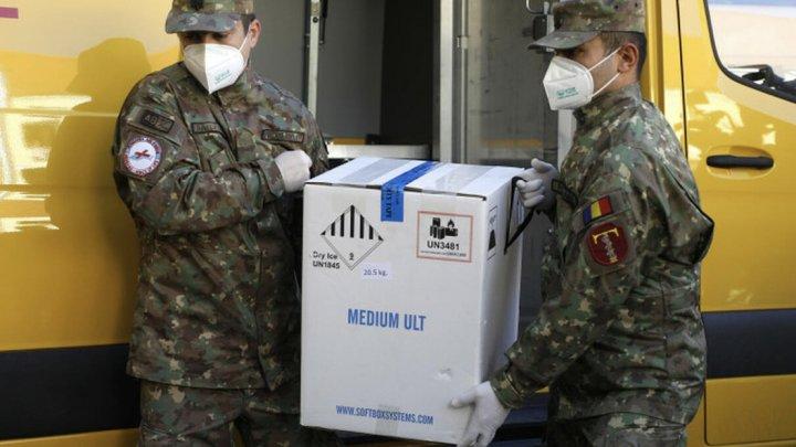 Cea mai mare tranșă de vaccin: Peste un milion de doze de Pfizer vor ajunge în România